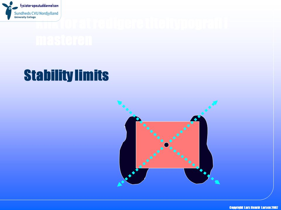 Stability limits