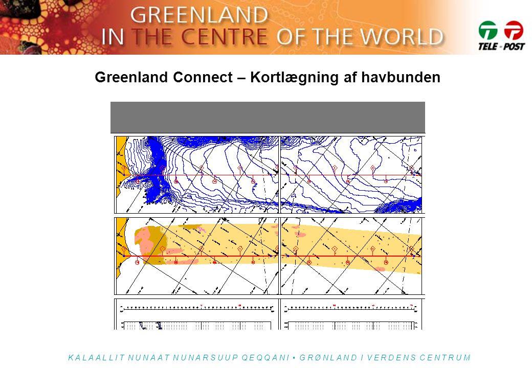 Greenland Connect – Kortlægning af havbunden