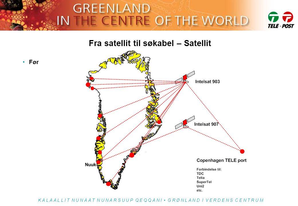 Fra satellit til søkabel – Satellit
