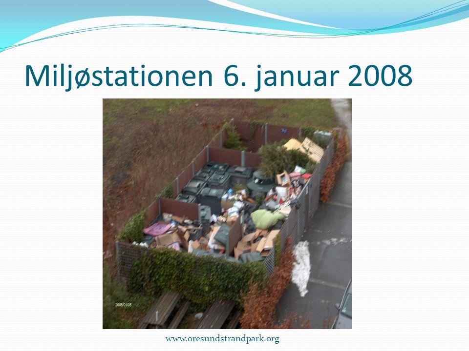 Miljøstationen 6. januar 2008