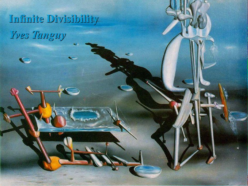 Infinite Divisibility