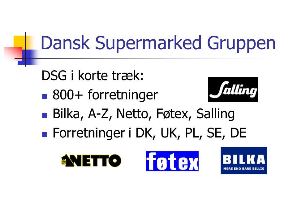 Dansk Supermarked Gruppen
