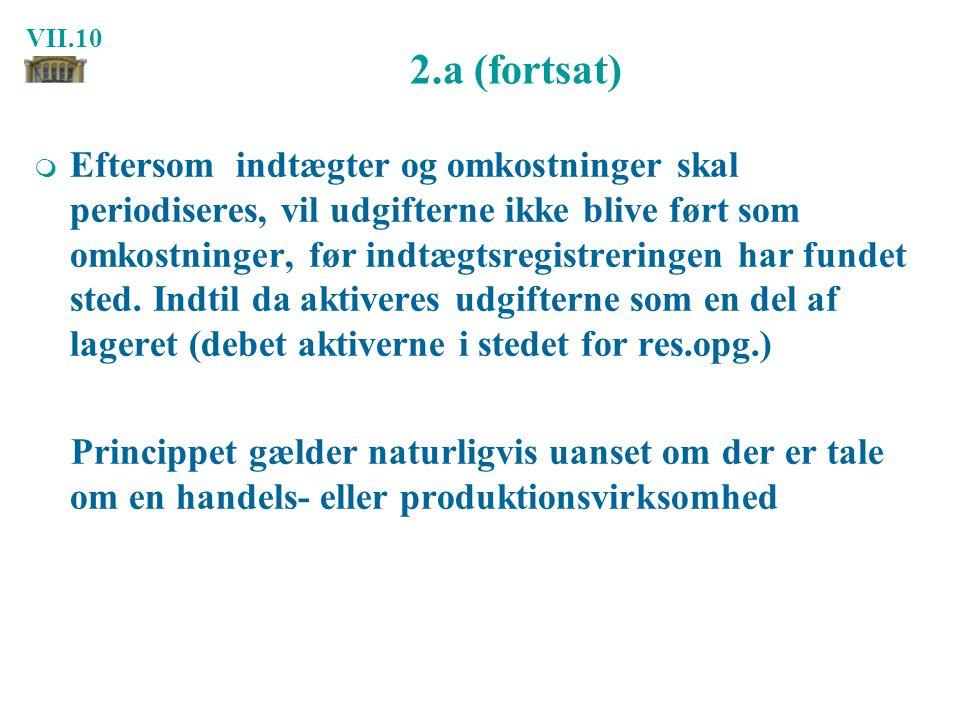 2.a (fortsat)