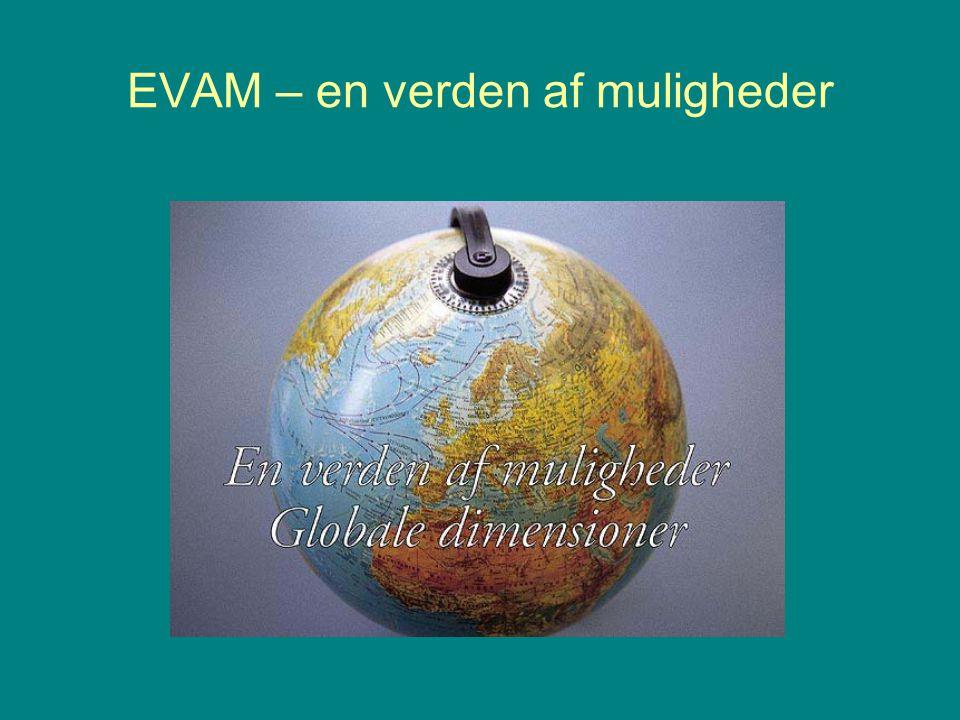 EVAM – en verden af muligheder
