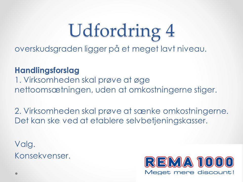 Udfordring 4