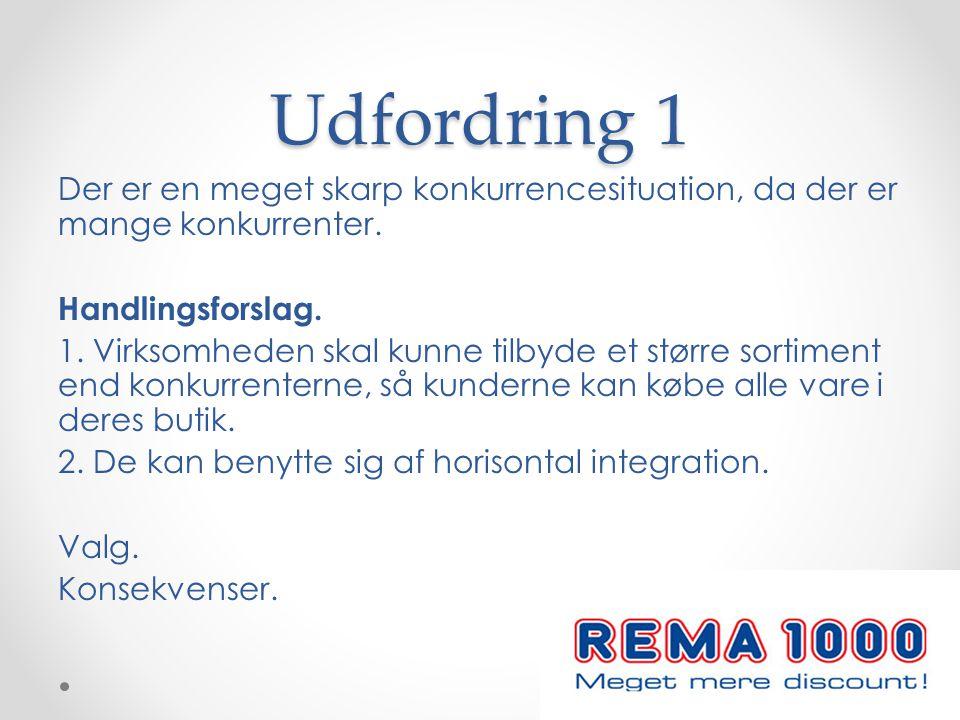 Udfordring 1