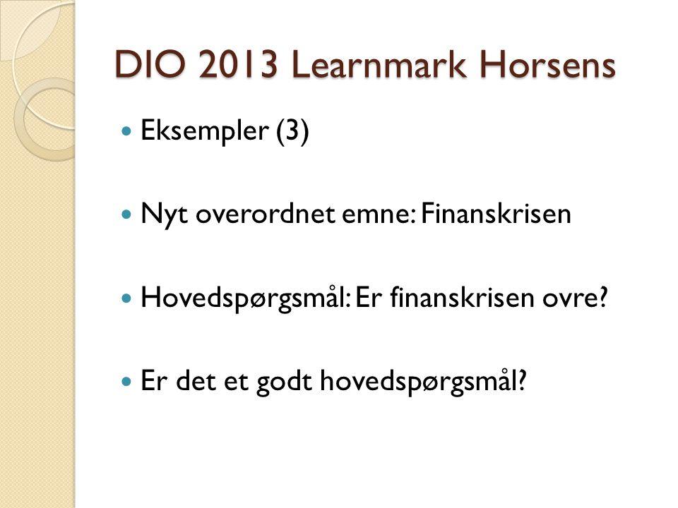 DIO 2013 Learnmark Horsens Eksempler (3)