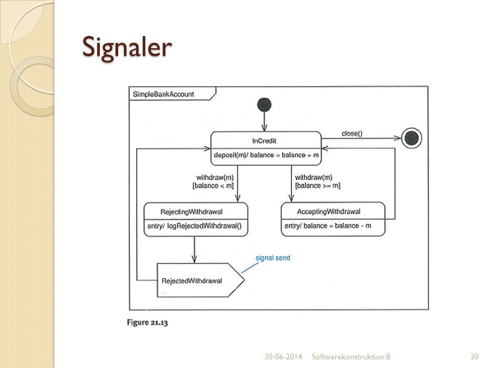 Signaler 03-04-2017 Softwarekonstruktion 8