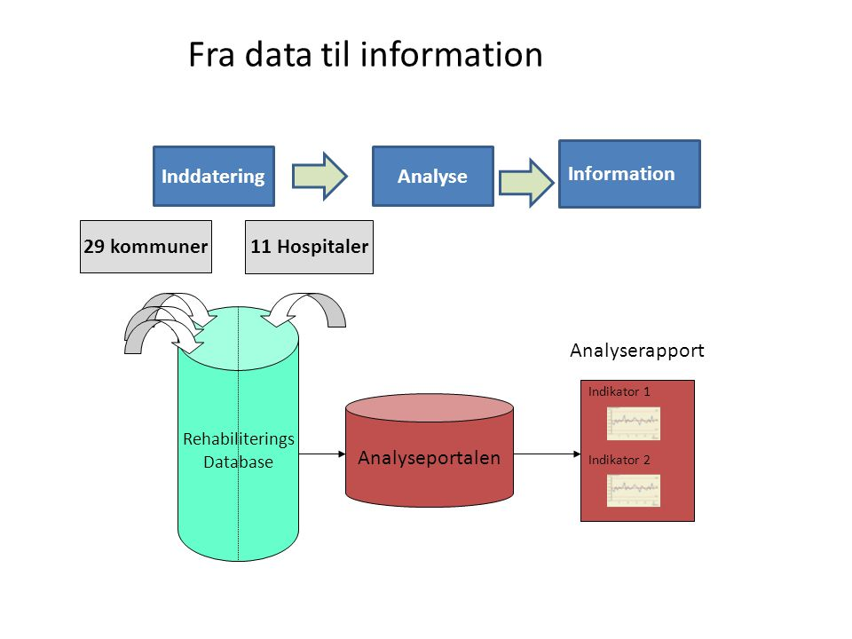 Fra data til information