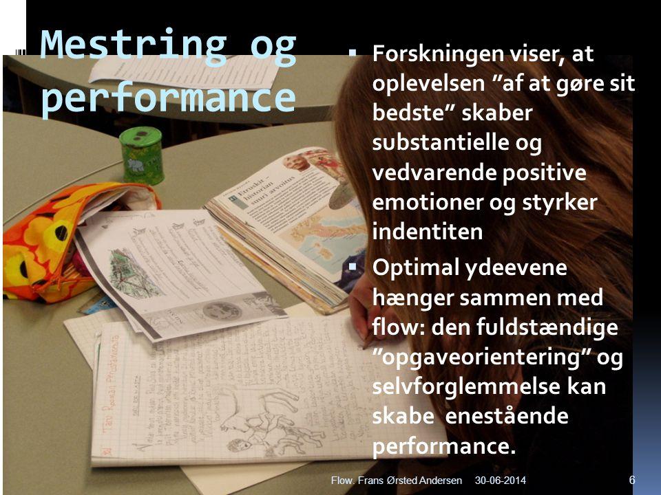Mestring og performance
