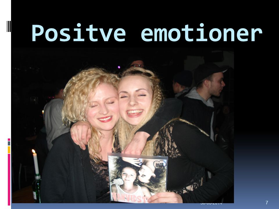 Positve emotioner 03-04-2017