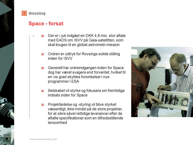 Space - forsat