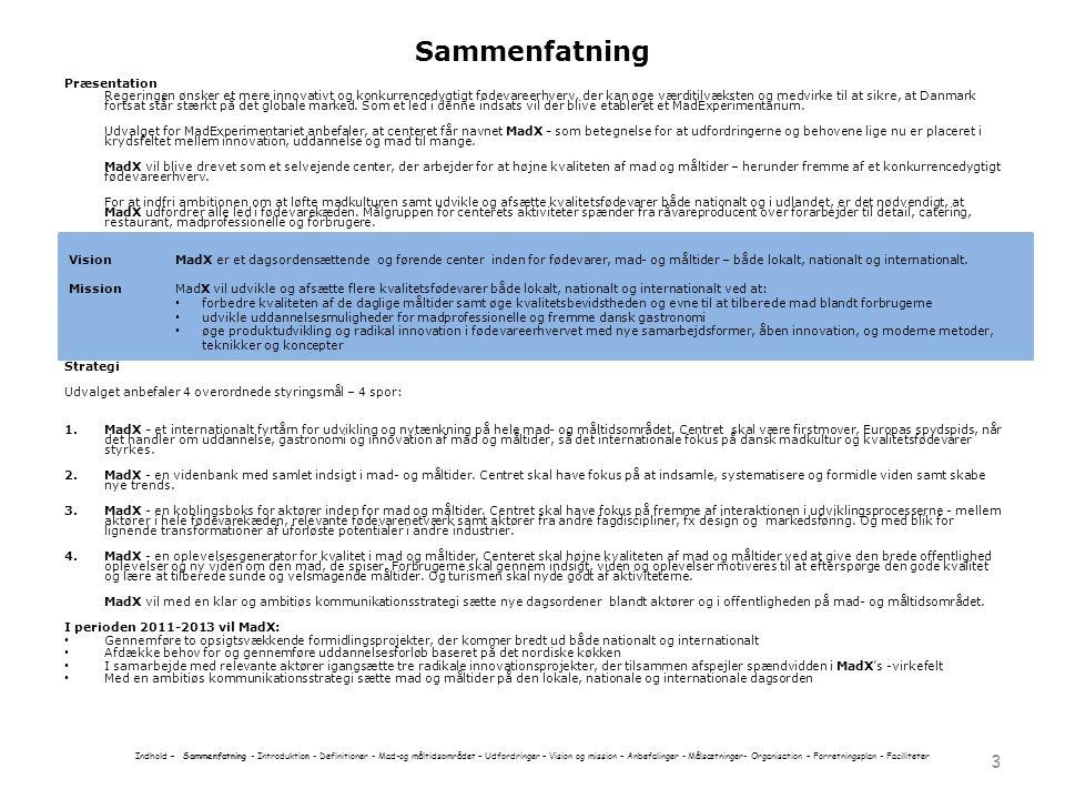 Sammenfatning Præsentation