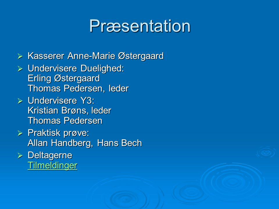 Præsentation Kasserer Anne-Marie Østergaard