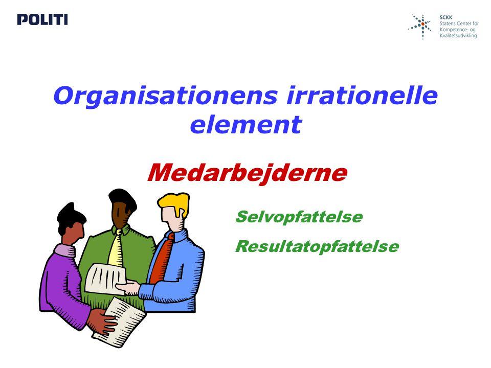 Organisationens irrationelle element