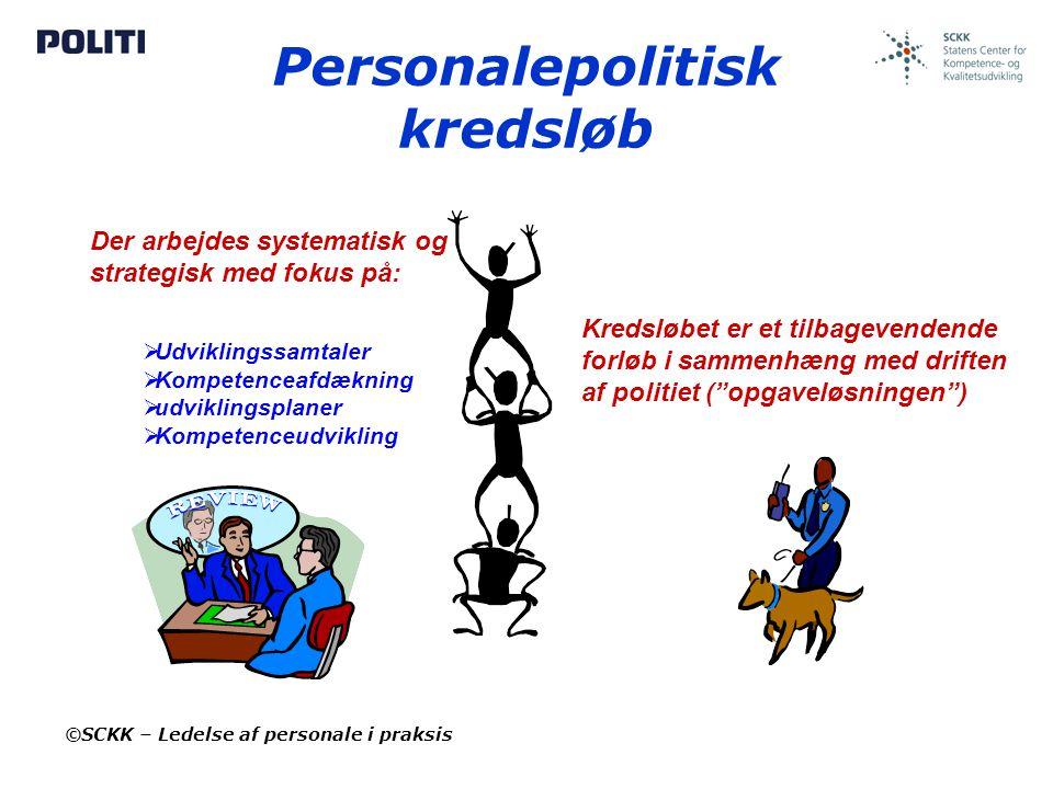 Personalepolitisk kredsløb