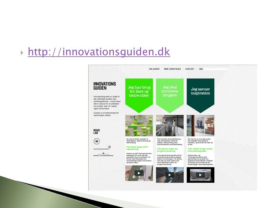 http://innovationsguiden.dk