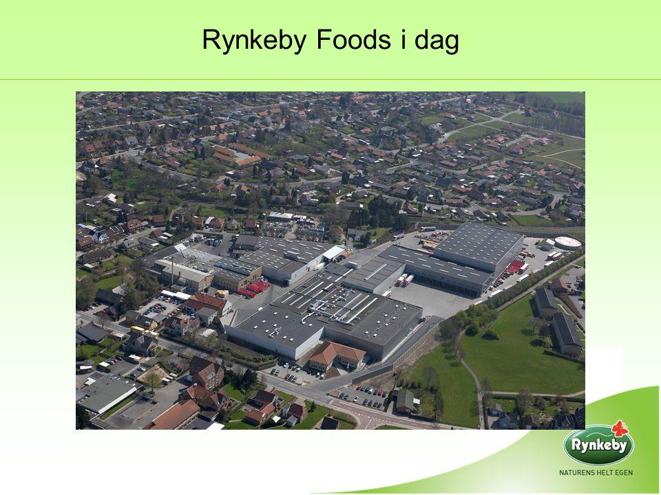 Rynkeby Foods i dag