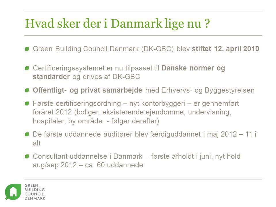 Hvad sker der i Danmark lige nu