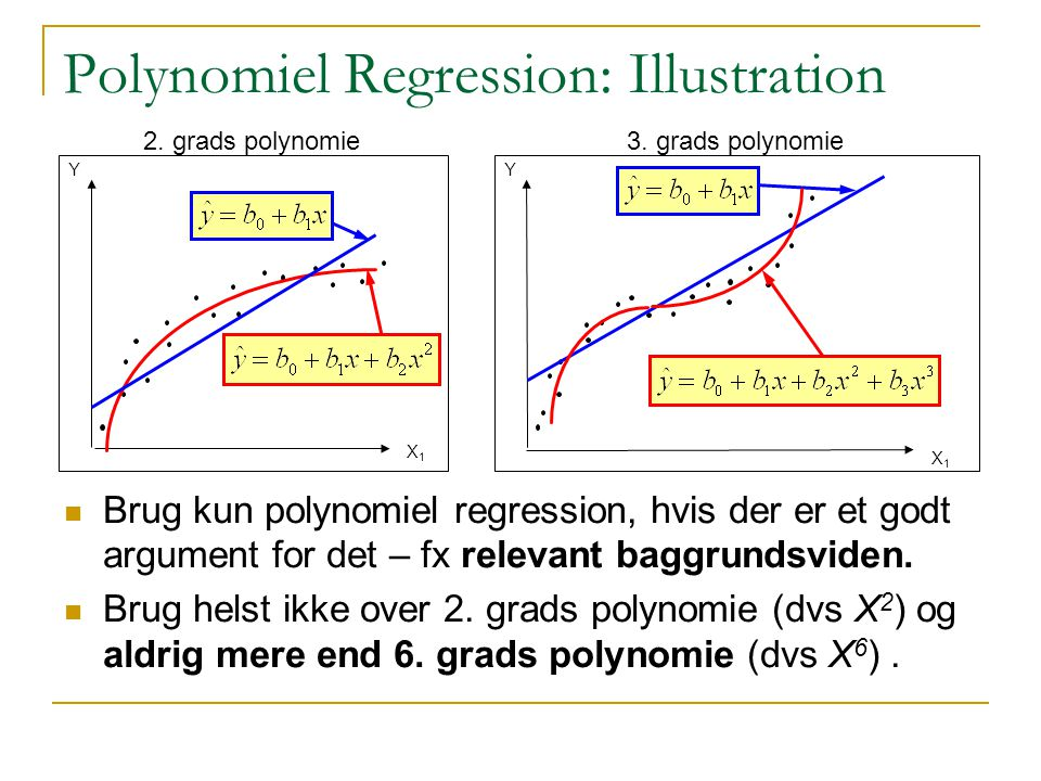 Statistik Lektion 17 Multipel Lineær Regression - ppt video online download