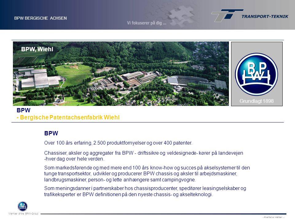 - Bergische Patentachsenfabrik Wiehl