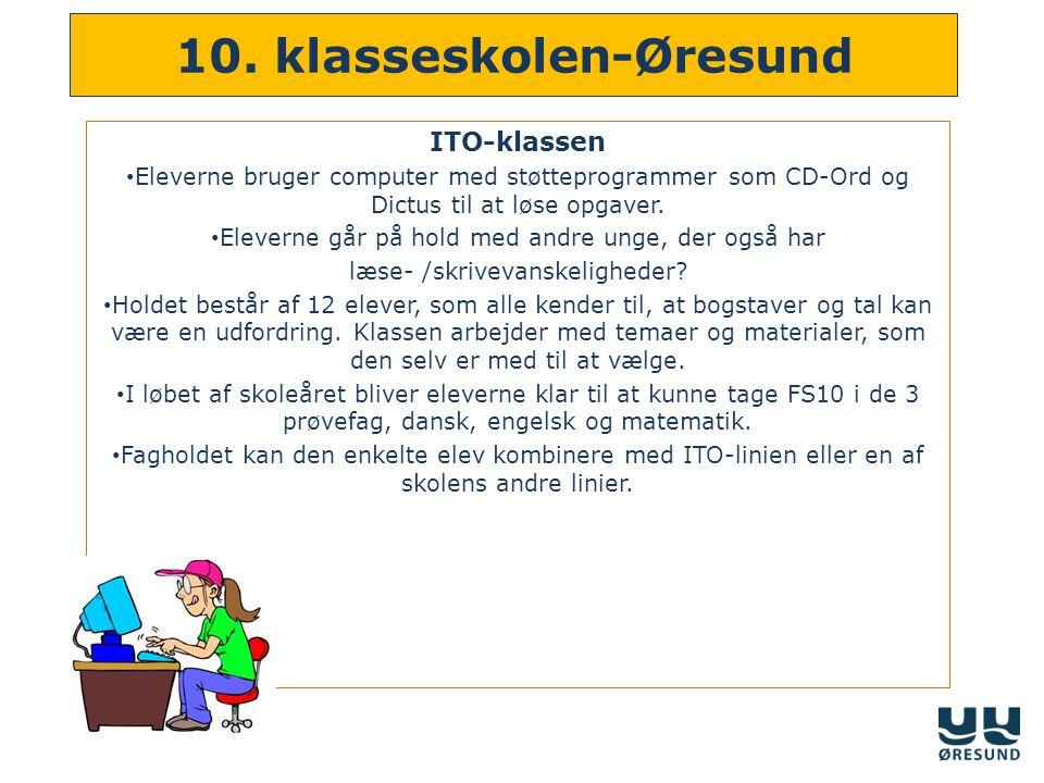 10. klasseskolen-Øresund