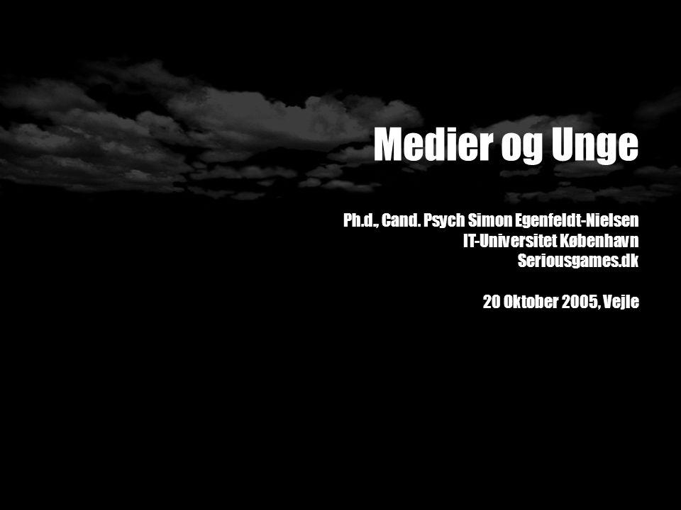 Medier og Unge Ph.d., Cand.