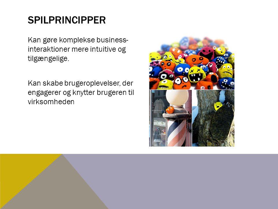 Spilprincipper