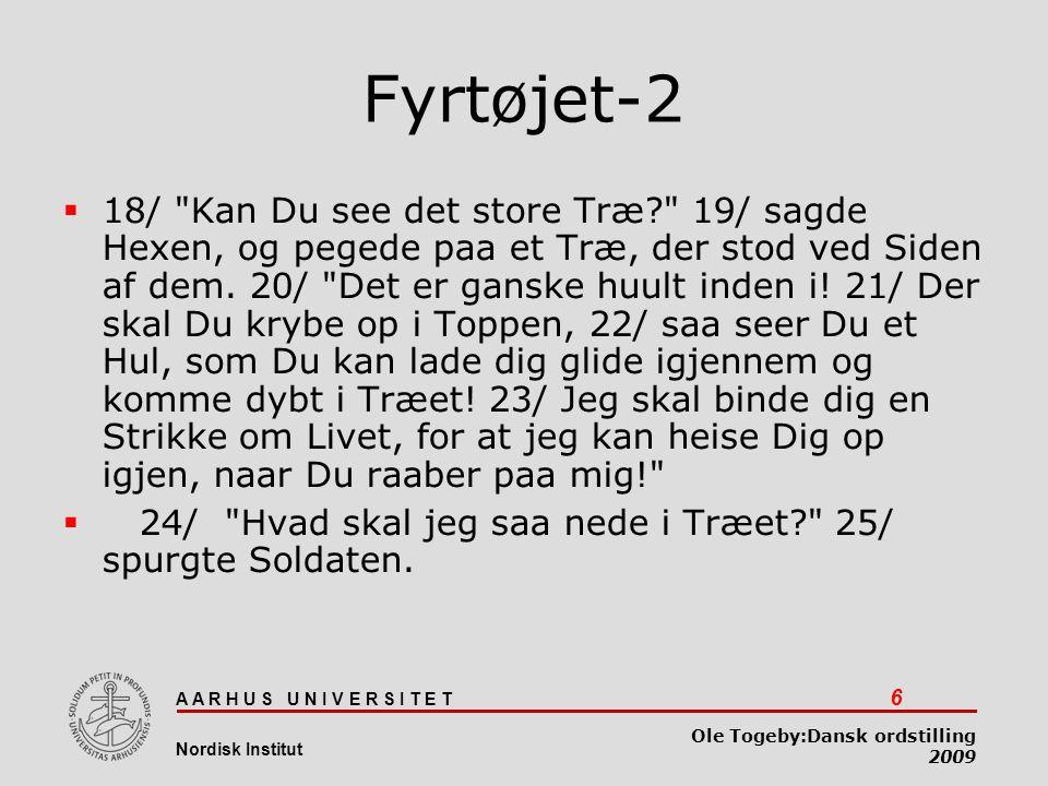 Dansk ordstilling 03-04-2017. Fyrtøjet-2.