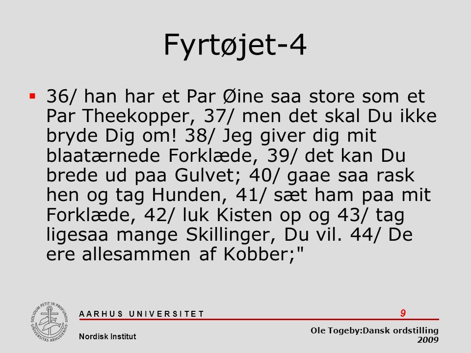 Dansk ordstilling 03-04-2017. Fyrtøjet-4.
