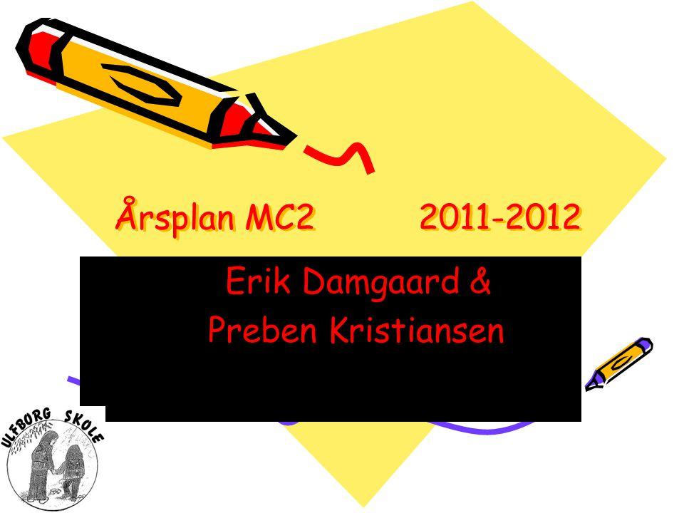 Erik Damgaard & Preben Kristiansen