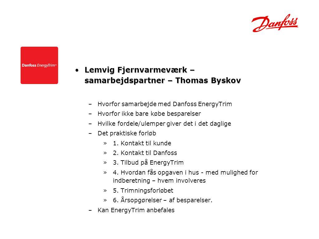 Lemvig Fjernvarmeværk – samarbejdspartner – Thomas Byskov