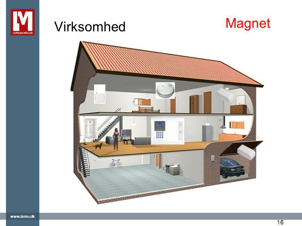 Virksomhed Magnet