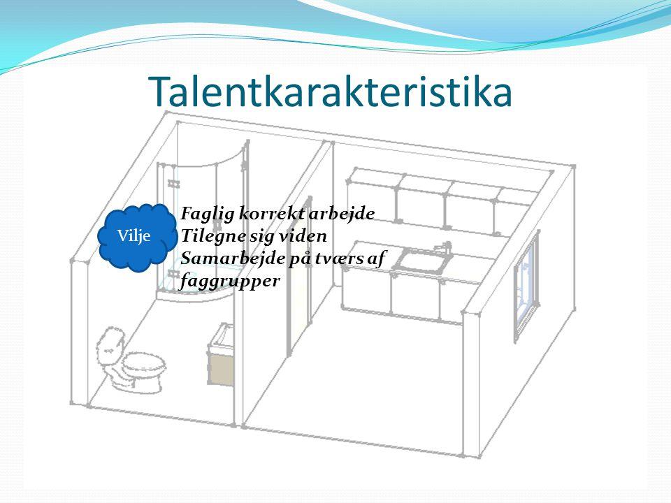Talentkarakteristika