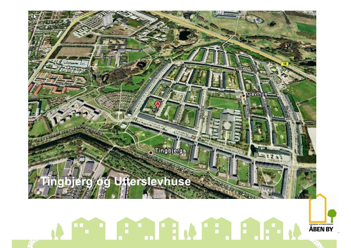 Tingbjerg og Utterslevhuse