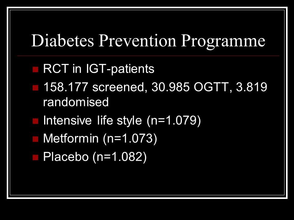 Diabetes Prevention Programme