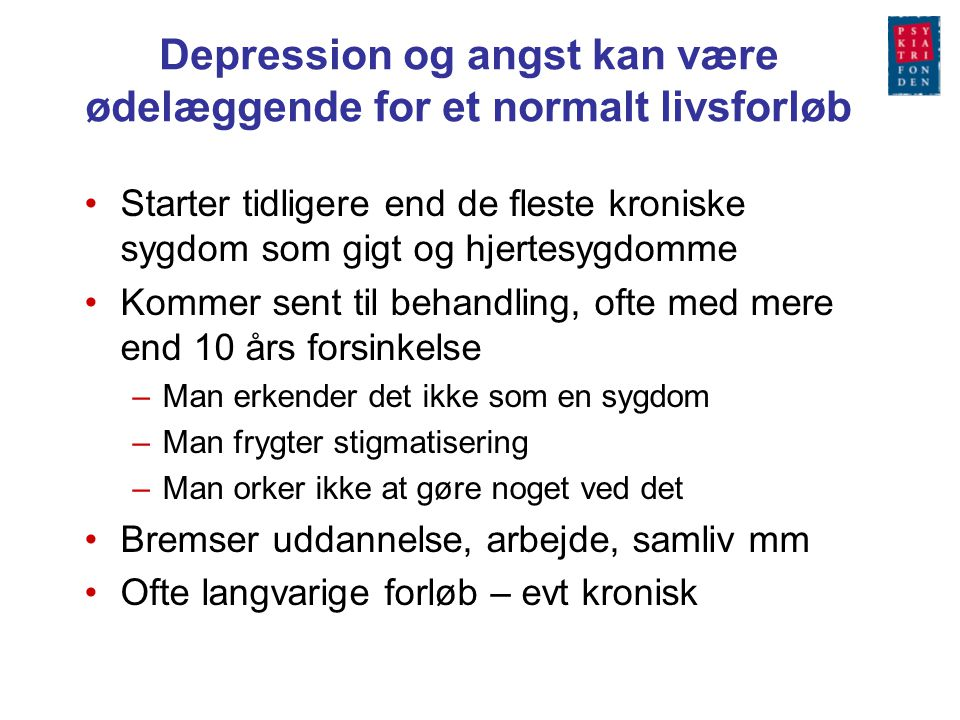 atypisk depression behandling