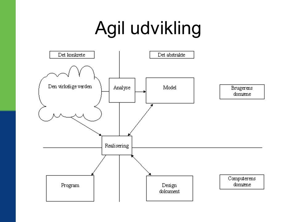 Agil udvikling