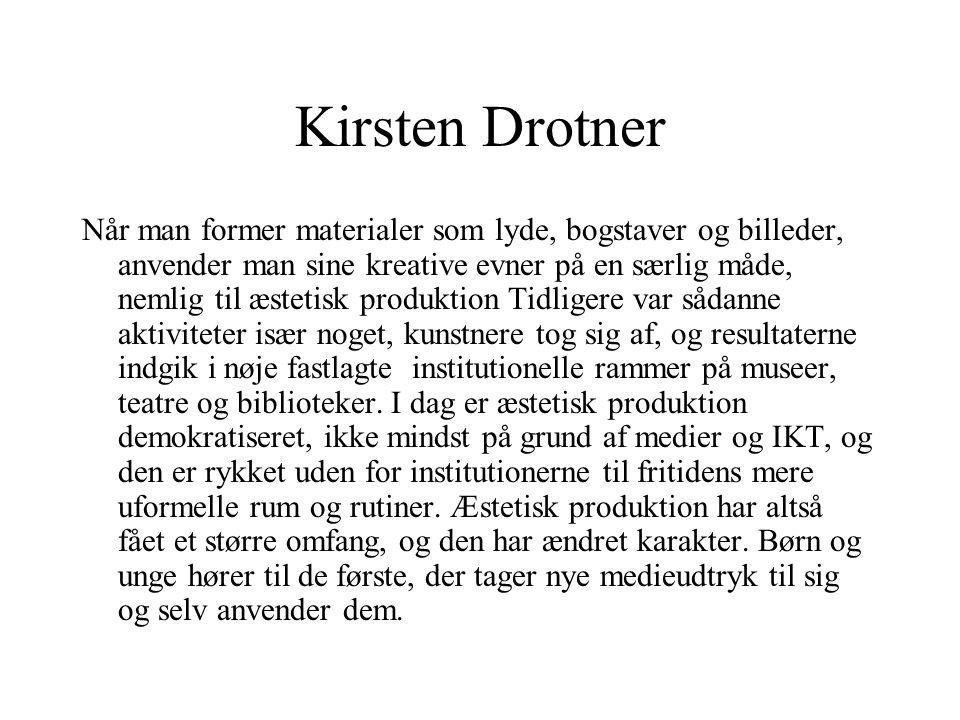 Kirsten Drotner
