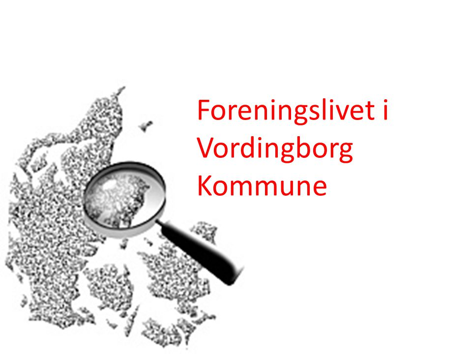 Foreningslivet i Vordingborg Kommune