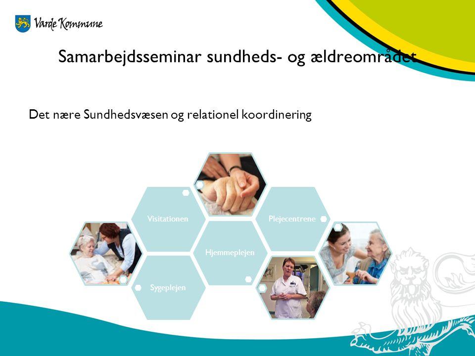 Samarbejdsseminar sundheds- og ældreområdet