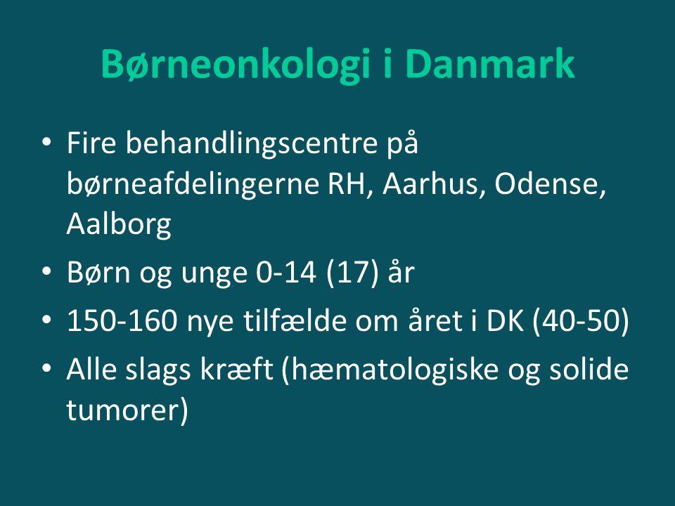 Børneonkologi i Danmark