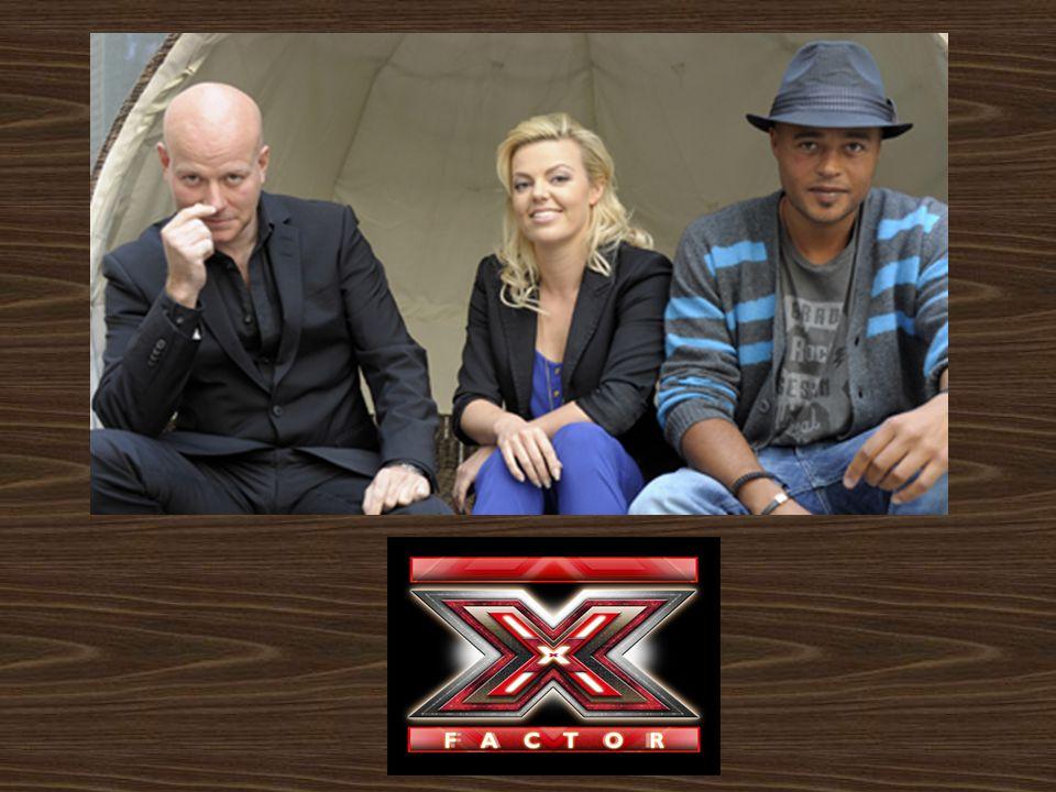 Tal sammen i fællesskab: Dommerne i X Factor har også hver sin rolle i showet.
