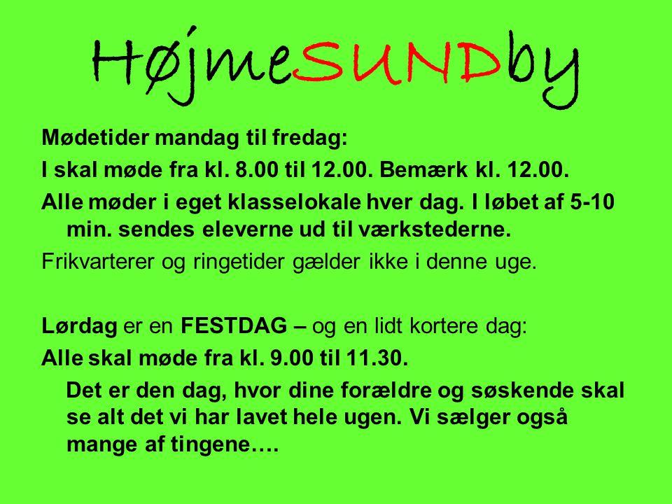 HøjmeSUNDby