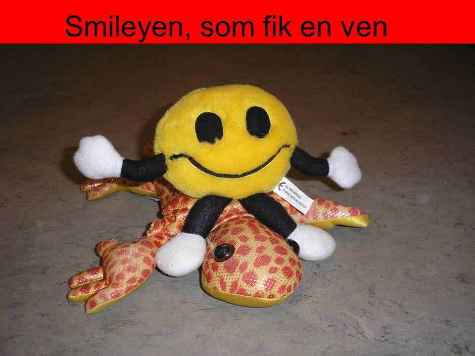 Smileyen, som fik en ven