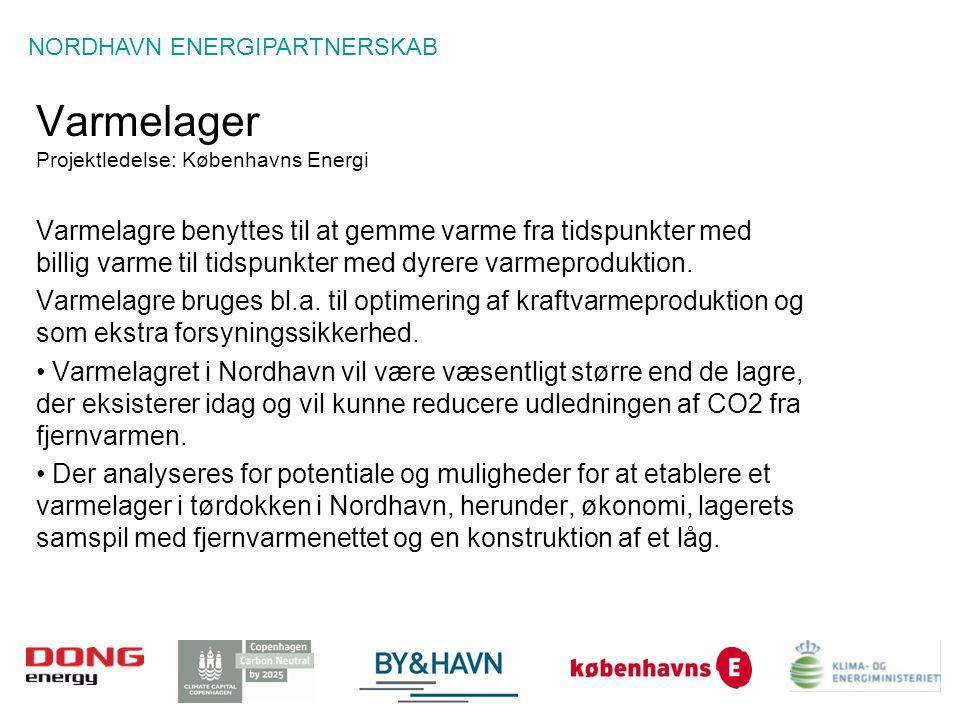 Varmelager Projektledelse: Københavns Energi