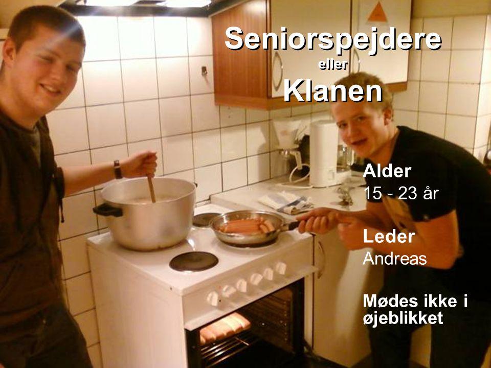 Seniorspejdere eller Klanen