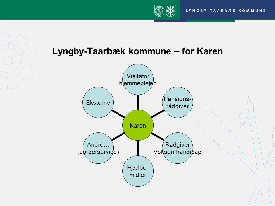 Lyngby-Taarbæk kommune – for Karen