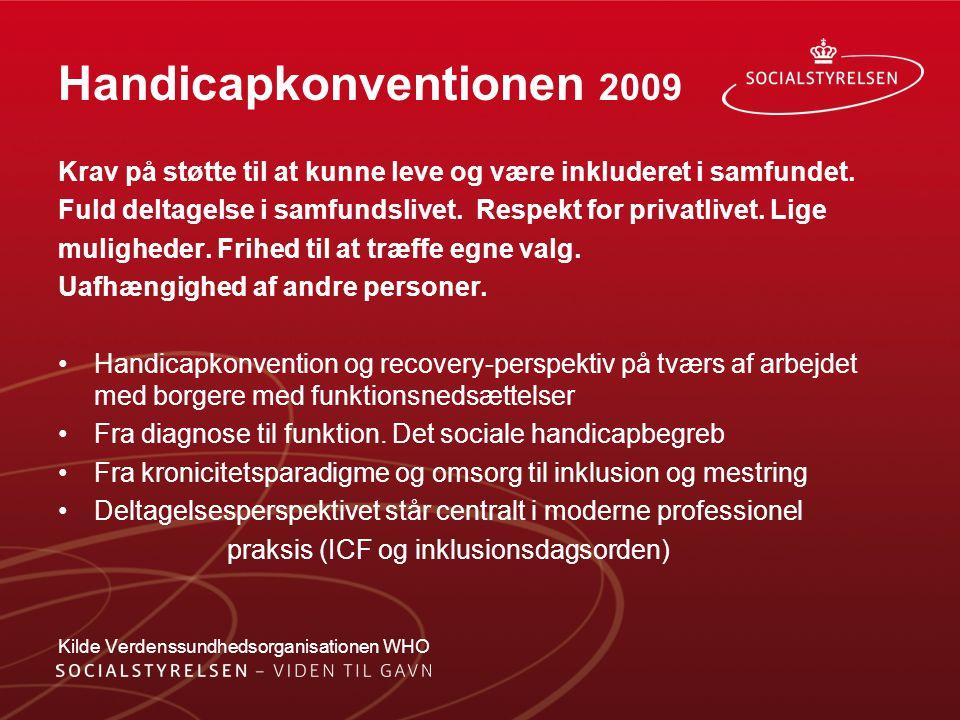 Handicapkonventionen 2009