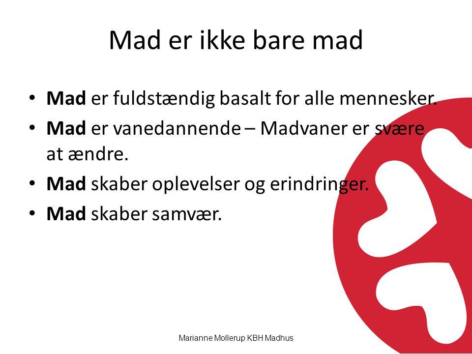 Marianne Mollerup KBH Madhus